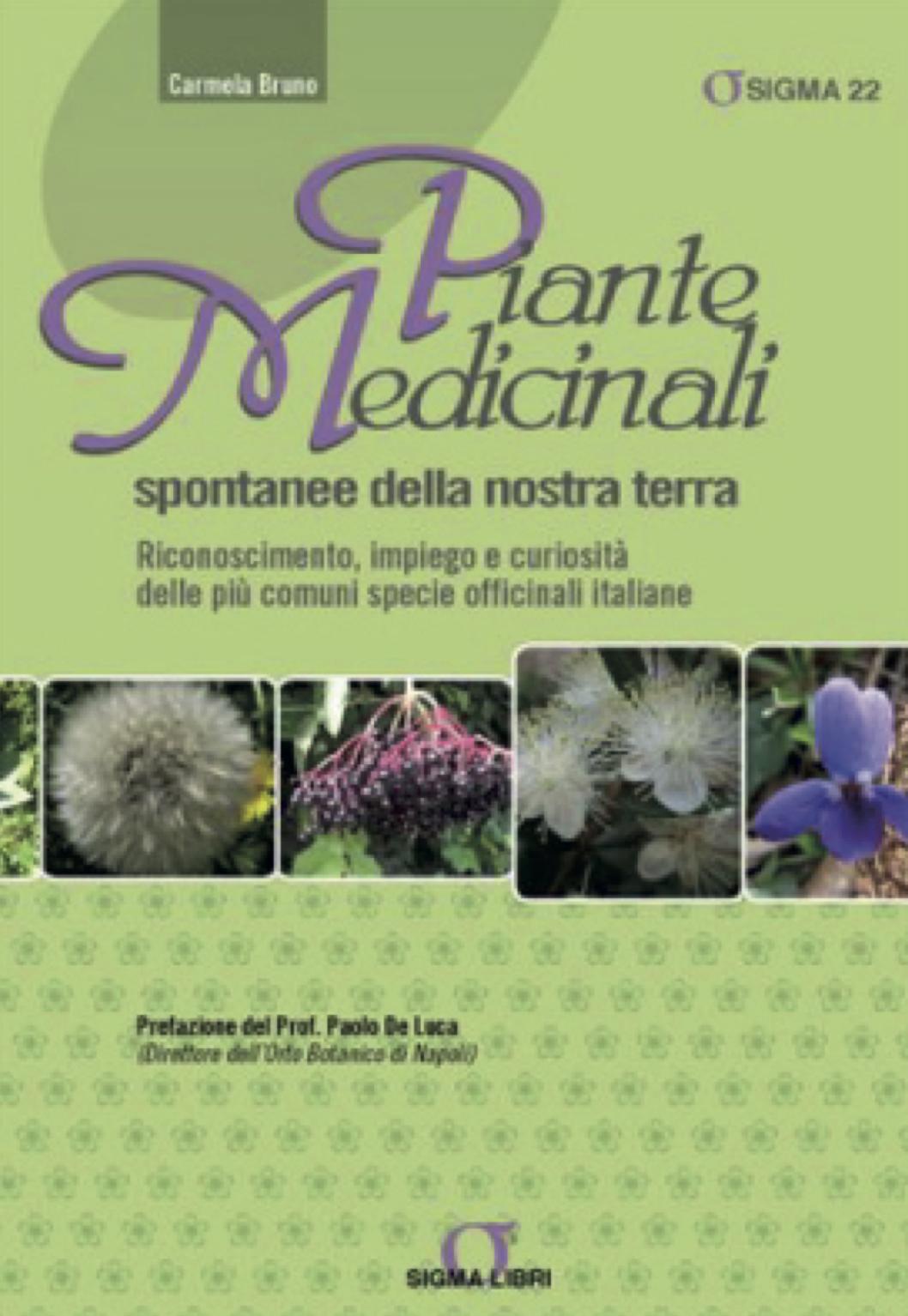 Piante Medicinali Spontanee...